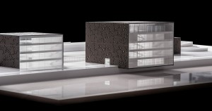 Maqueta arquitectónica pfc #3