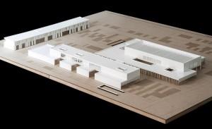Maqueta arquitectónica pfc #2