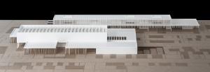 Maqueta de arquitectura pfc #2