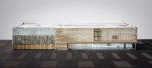 Maqueta arquitectónica pfc #1