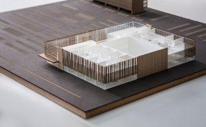 Maqueta arquitectura pfc #1