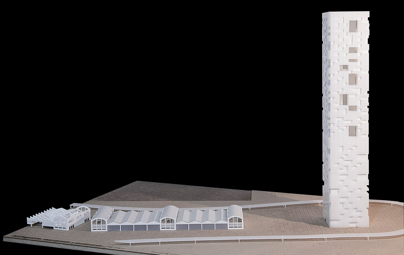 maqueta-arquitectura-architecture model-valencia-maqueta pfc-ETSAV-Torre-Pixel-Puerto-Valencia-arquimaqueta (4)