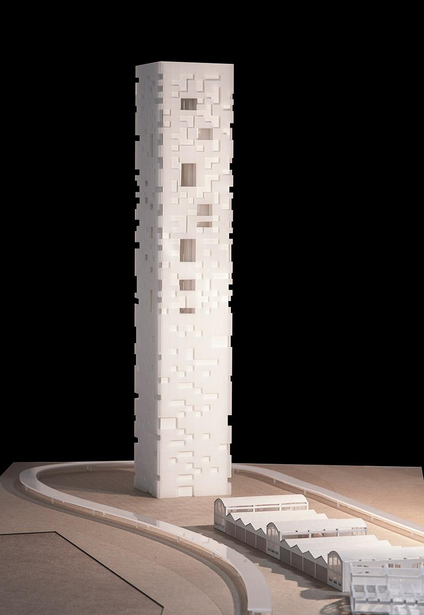 maqueta-arquitectura-architecture model-valencia-maqueta pfc-ETSAV-Torre-Pixel-Puerto-Valencia-arquimaqueta (5)