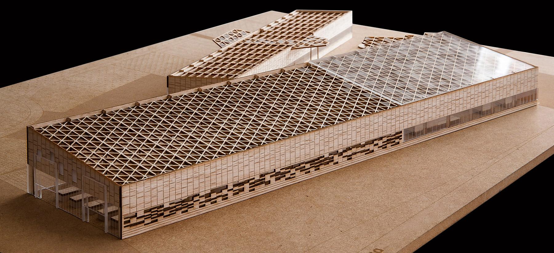 Maqueta arquitectura madera arquimaquetaarquimaqueta - Arquitectura en madera ...
