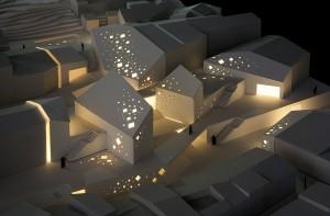 maqueta arquitectura valencia