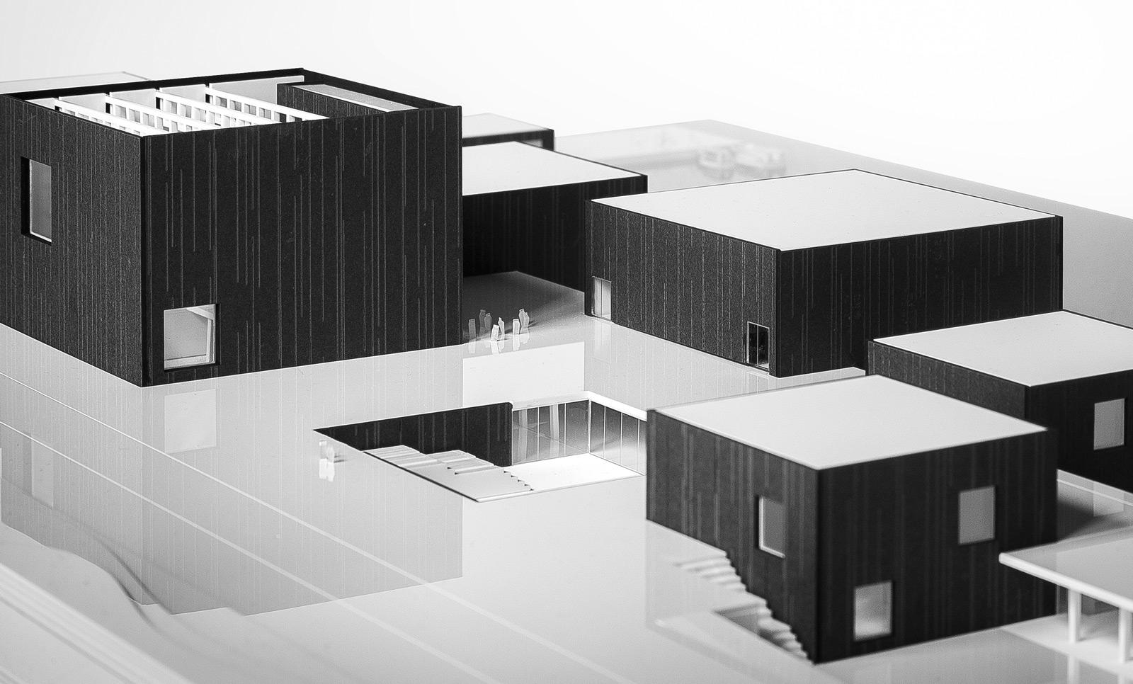 Maqueta 14 arquimaquetaarquimaqueta for Arquitectura de proyectos