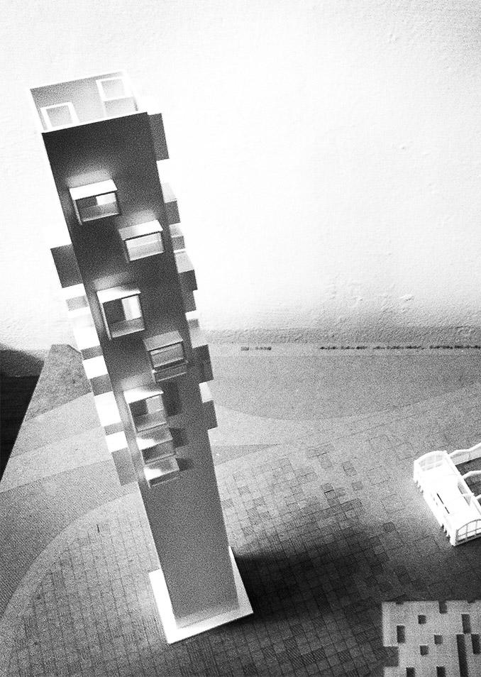 maqueta-arquitectura-architecture model-valencia-maqueta pfc-ETSAV-Torre-Pixel-Puerto-Valencia-arquimaqueta (2)